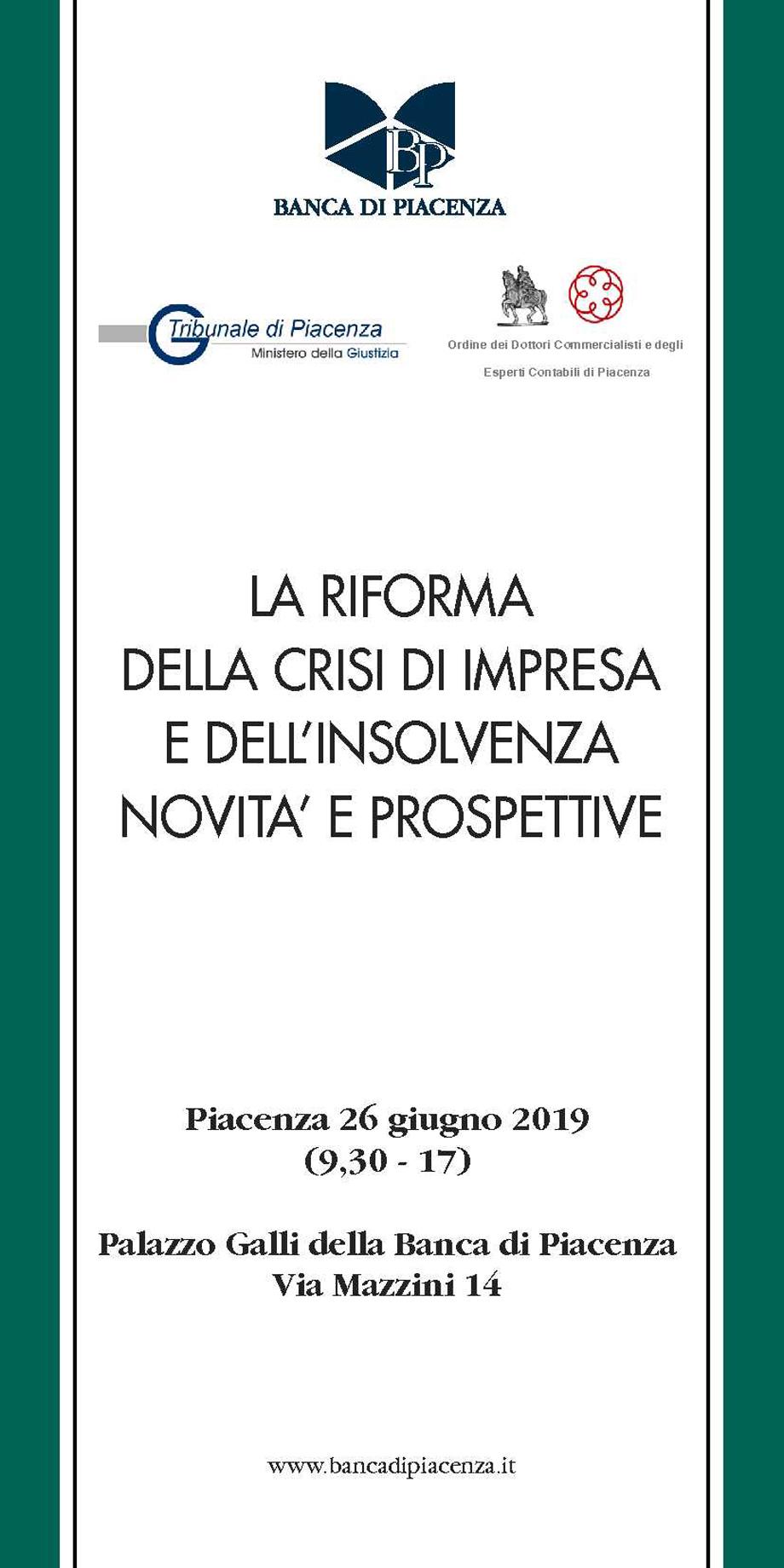 1996ddddb8 IL NUOVO FALLIMENTO SOTTO LA LENTE DI GIUDICI, AVVOCATI E COMMERCIALISTI